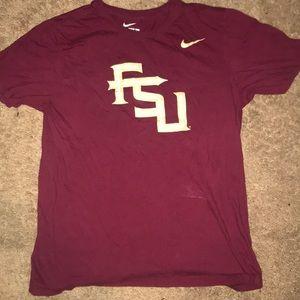 FSU college T-shirt